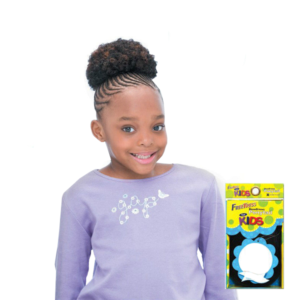 Shake-N-Go Freetress Kids Ponytail-Afro 4