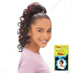 Shake-N-Go Freetress Kids Ponytail-Minesota Girl