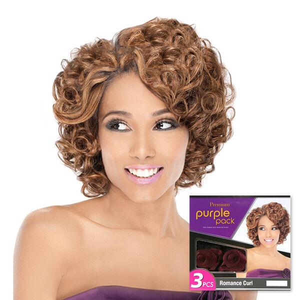 Outre Premium Purple Pack 3pcs Romance Curl Hairmall Ca