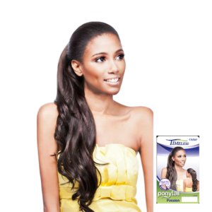 Outre Timeless Ponytail - PASSION-1