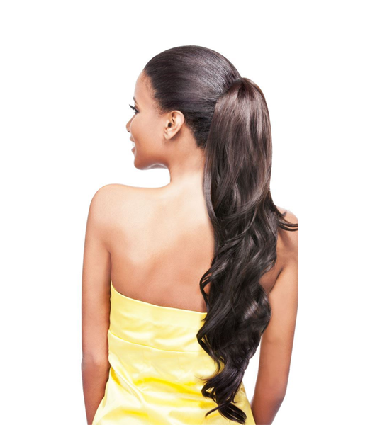 Outre Timeless Ponytail - PASSION