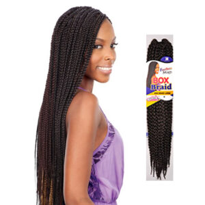 Shake N Go Freetress Medium Box Braid
