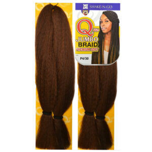 SHAKE-N-GO QUE SOFT JUMBO BRAID-product