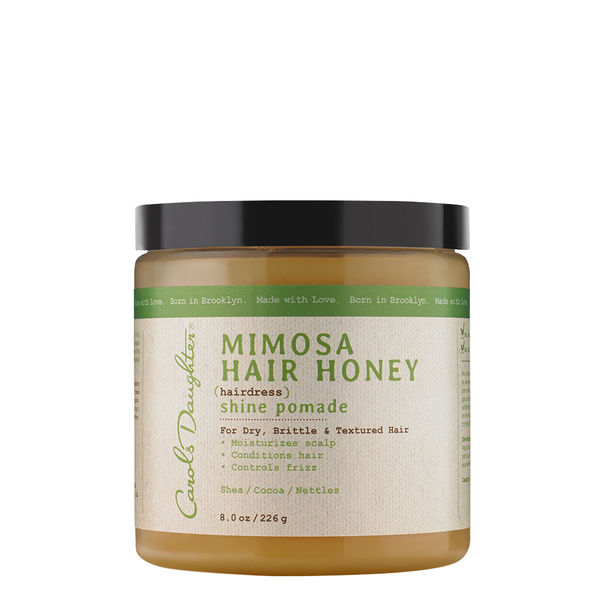 All Natural Hair Shine Products