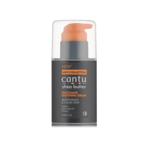 Cantu Men's Post-Shave Soothing Serum 2.5oz