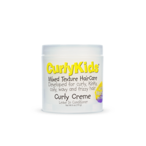 CurlyKids Curl Creme Leave-In Conditioner