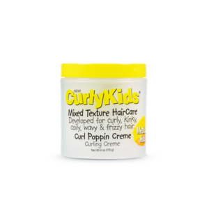 CurlyKids Curl Poppin Creme