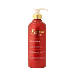 Extreme Glow Strong Lightening Body Wash Aloe Vera Extract