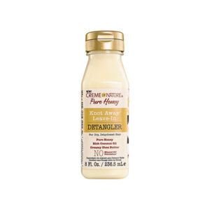 Creme of Nature Pure Honey Knot Away Leave In Derangler 8oz