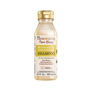 Creme of Nature Pure Honey Moisture Moisture Dry Defense Shampoo 12oz