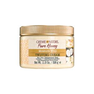 Creme of Nature Pure Honey Moisture Whip Twisting Cream 11.5oz