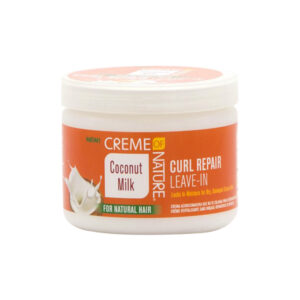 Creme of nature coconut milk curl repair leave in 11.5oz