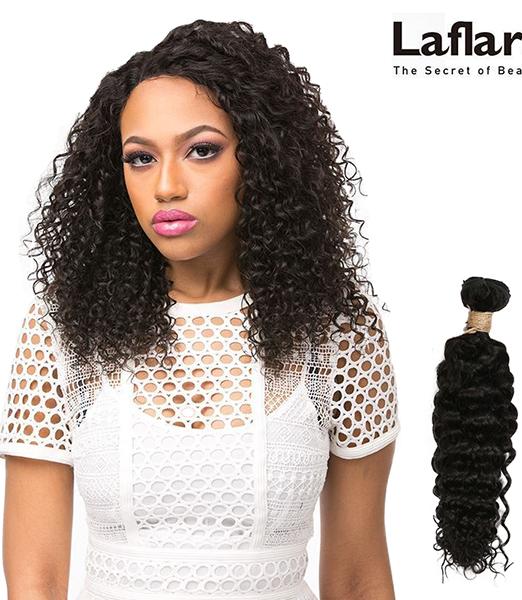 Laflare Brazilian Virgin Human Hair-Bohemian-1