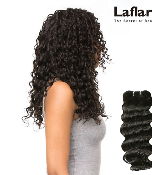 Laflare Brazilian Virgin Human Hair-Loose Deep-2