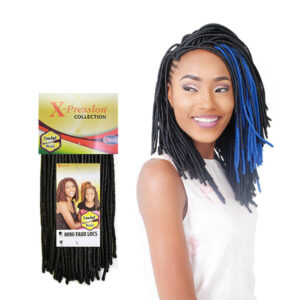 Sensationnel X-Pression Collection Mini Faux Locs