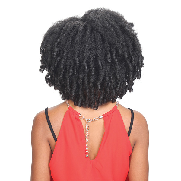 Zury V8910 One Pack Enough V Shape Crochet Braid Afro Twist