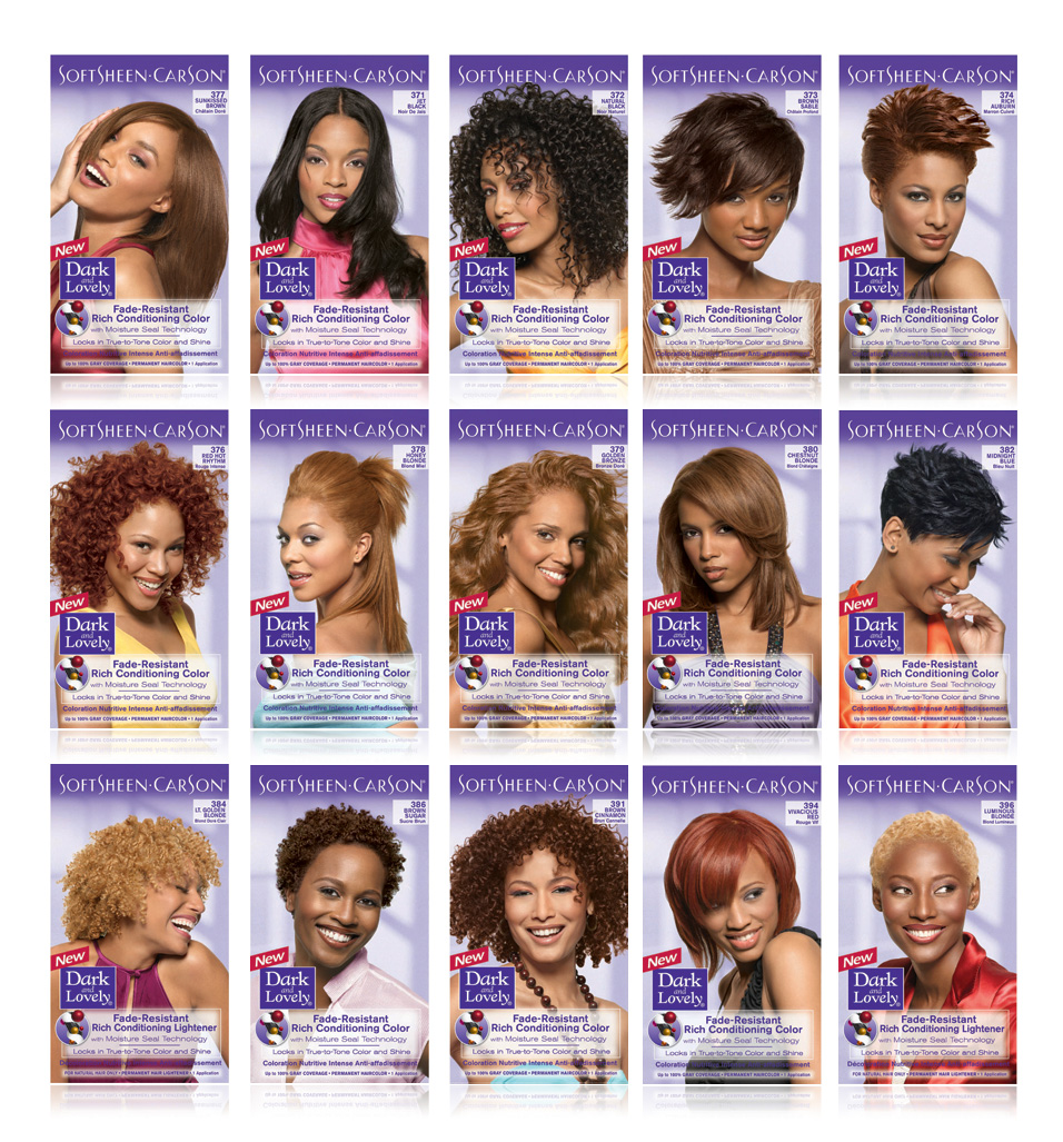 Dark And Lovely Hair Color Fade Resistant Rich