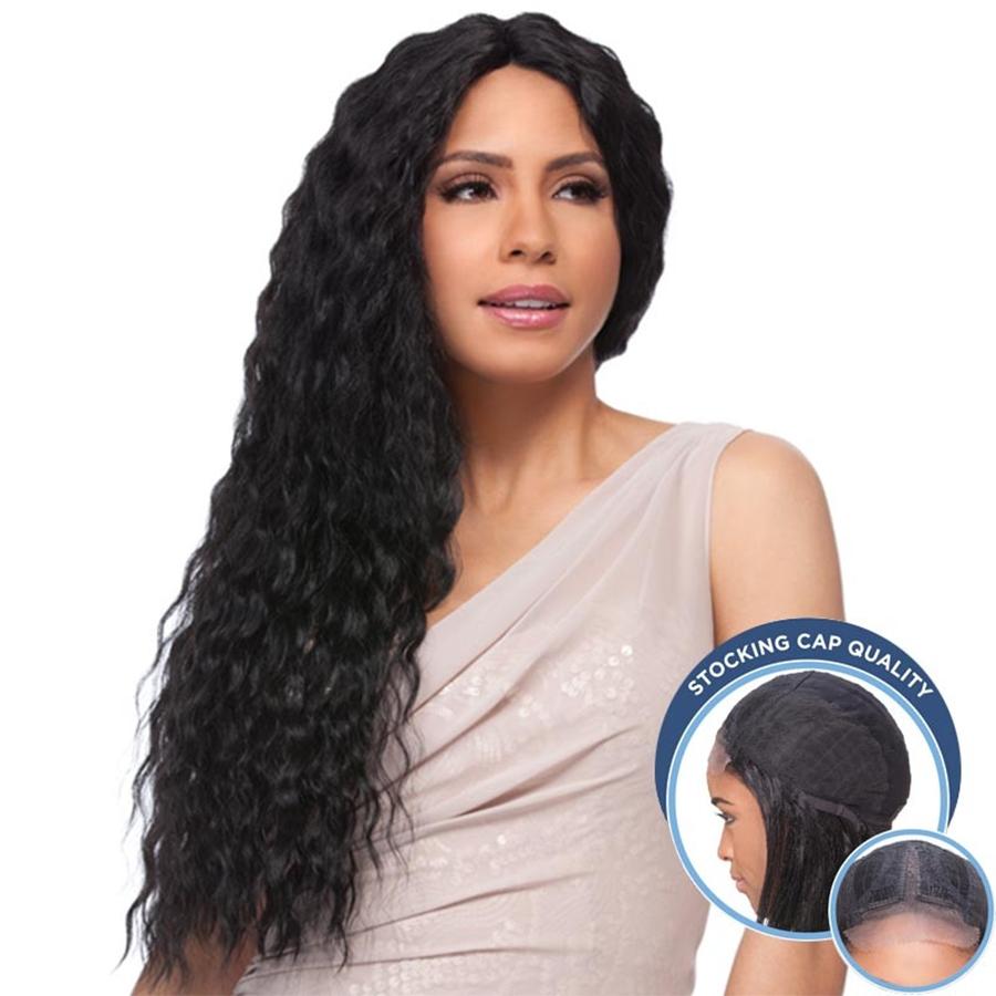 Sensationnel Empress Custom Lace Wig - French Wave - Canada wide ... 4d2db267a