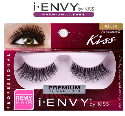 KISS i-ENVY Premium Au Naturale 03 Lashes (KPE10)